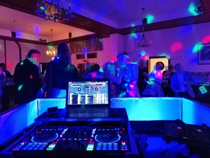 DJ Sicht, Gasthaus Temme Senden - Bösenselll