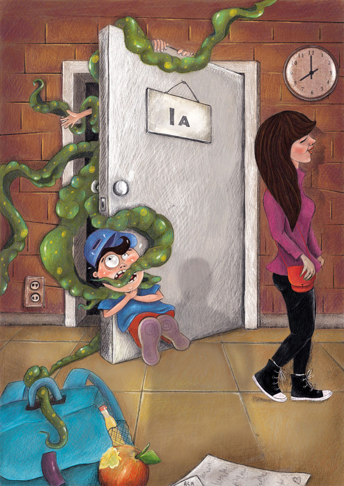 Potwory z mojej szkoły