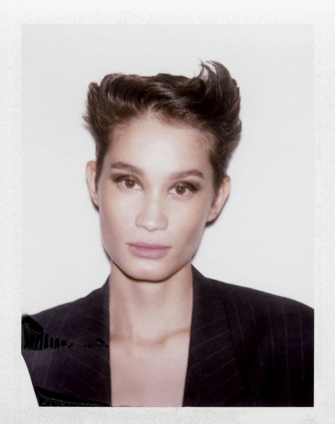 Photographer : Mathieu Rainaud / Make up : Amelie Moutia / Stylist : Noemie Ninot / Model : Katia Andre - Elite WorldWide