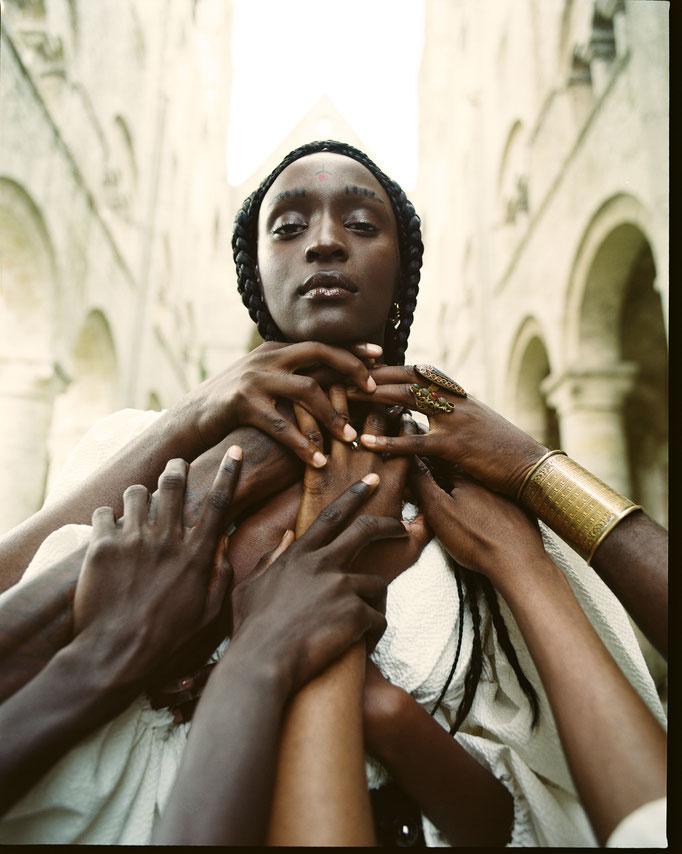 LOUS AND THE YAKUZA / Elena Mottola / Aurore Gibrien / Manuel Obadia Wills