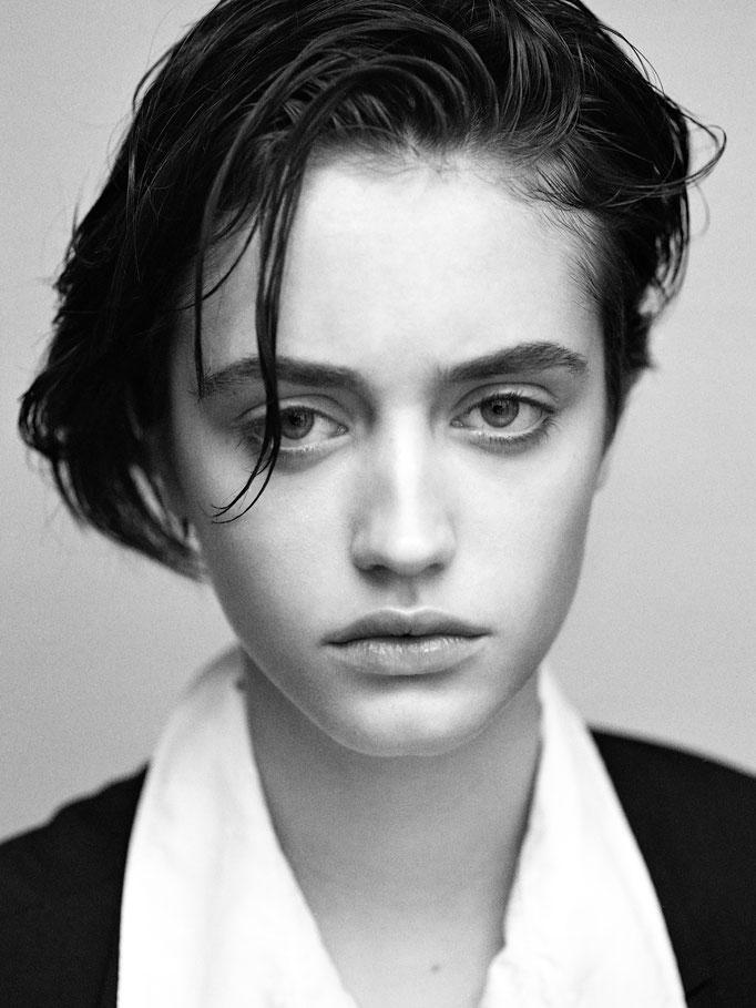 Photographer : Mathieu Rainaud /  Kim Schell - Elite Model World