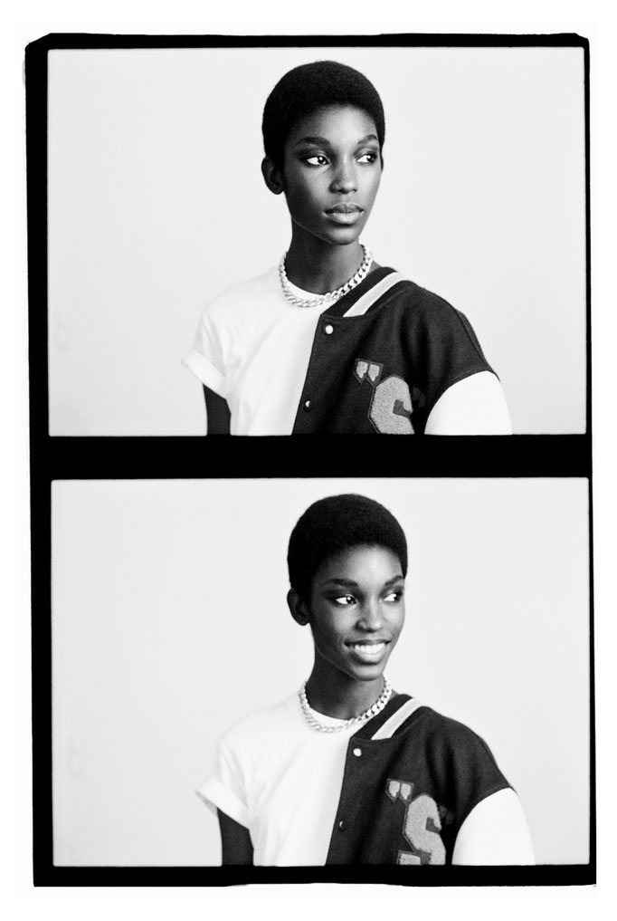Photographer : Mathieu Rainaud /  Laura Reyes - IMG Models