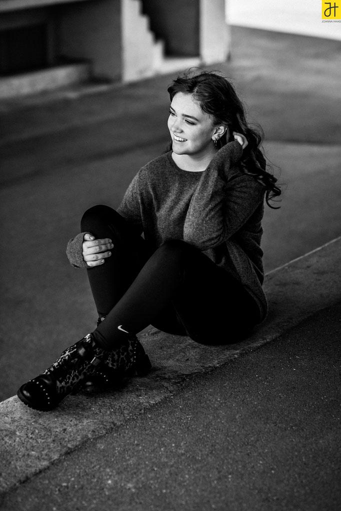 © JOANNA HAAG / #Fotoshooting #Einzelshooting #Portrait