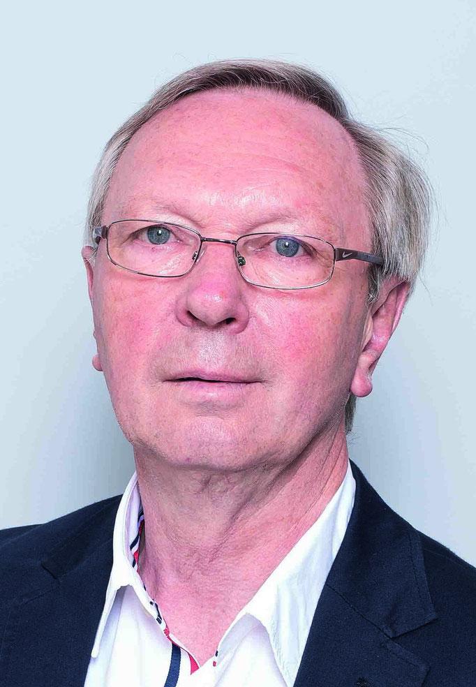 Klaus Hübner - Schriftführer