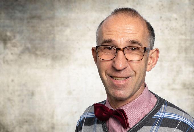 Thomas Wechsler als Pförtner und Munschkin