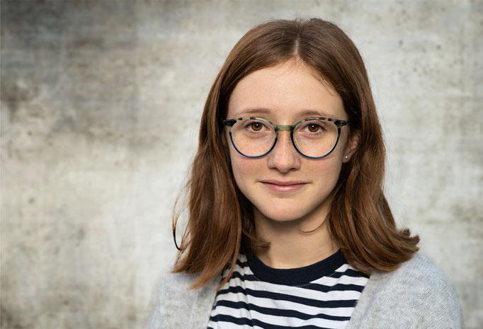 Sophie Niederberger als Dorothy