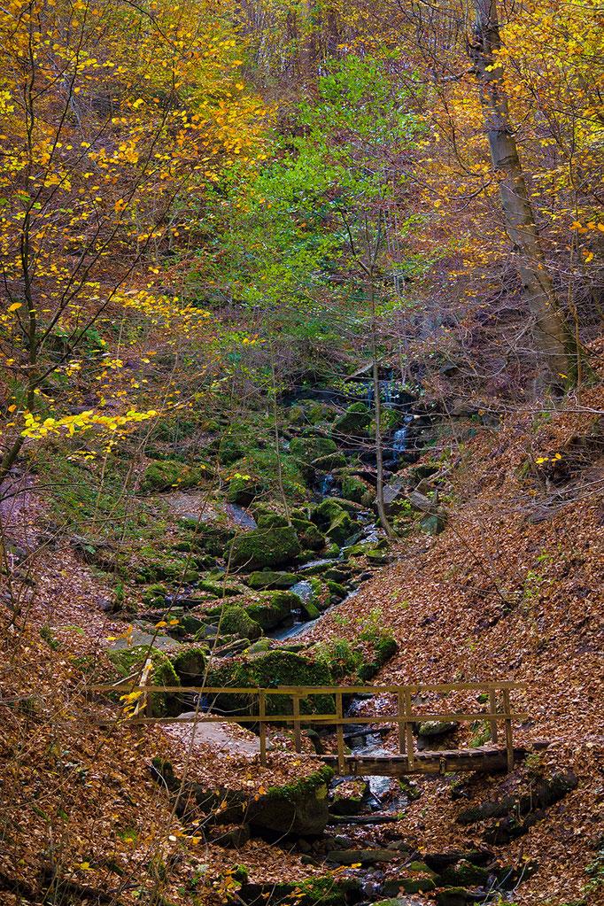 Heslacher Wasserfälle