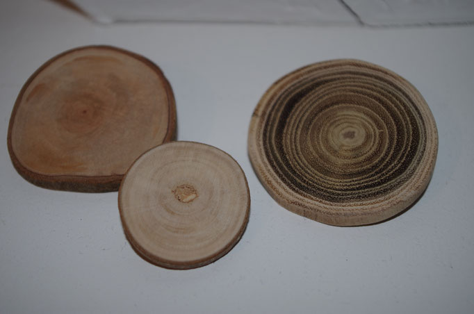 Broches naturelles