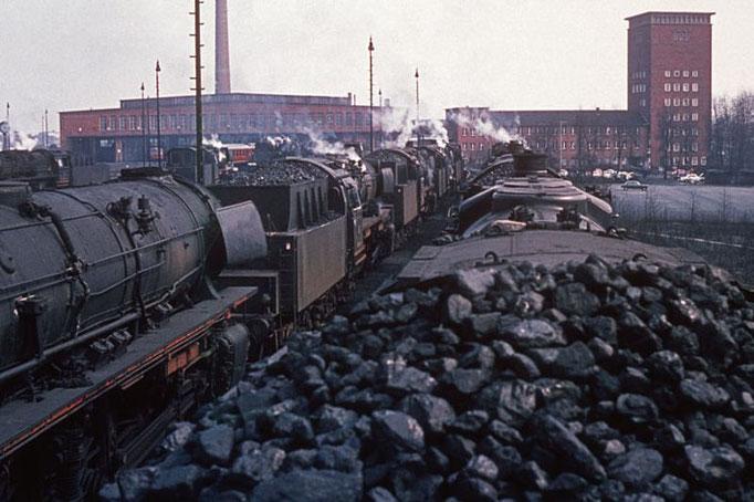 Bw Brg, 1970  I  Copyright by Stiftung Eisenbahn Archiv Braunschweig
