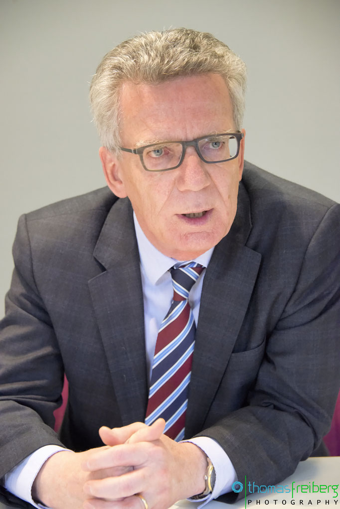Thomas De Maiziere - Copyright © 2013-2017 - Thomas Freiberg - All Rights reserved.