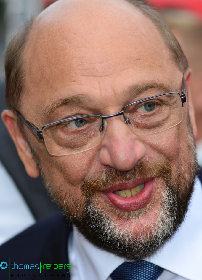 Martin Schulz 2017 - Copyright © - Thomas Freiberg - All Rights reserved.