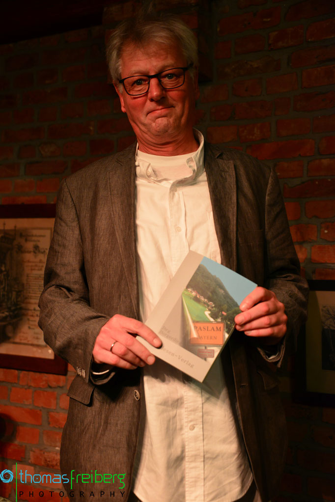 Jörg Borgerding - Copyright © - Thomas Freiberg - All Rights reserved.