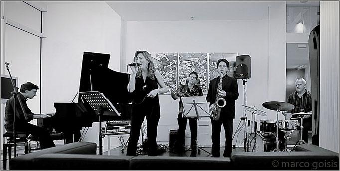 Voice in Blue | Beatrice Zanolini | Marco Ricci | Giulio Visibelli | Marco Castiglioni