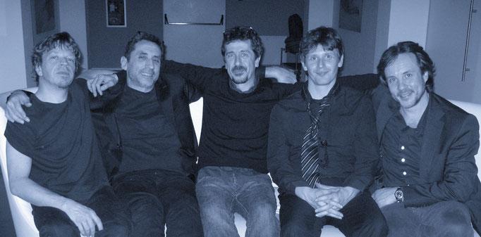 Alessandro Carabelli New Frontiers | Sergio Orlandi | Max Pizio | Marco Conti | Tony Arco