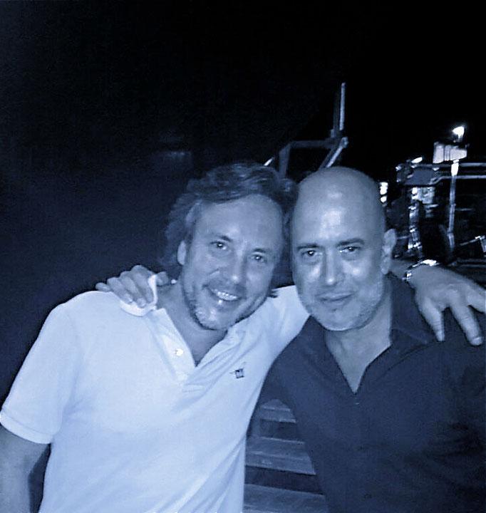 with Flavio Boltro