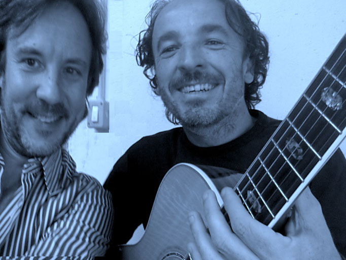 with Peo Alfonsi