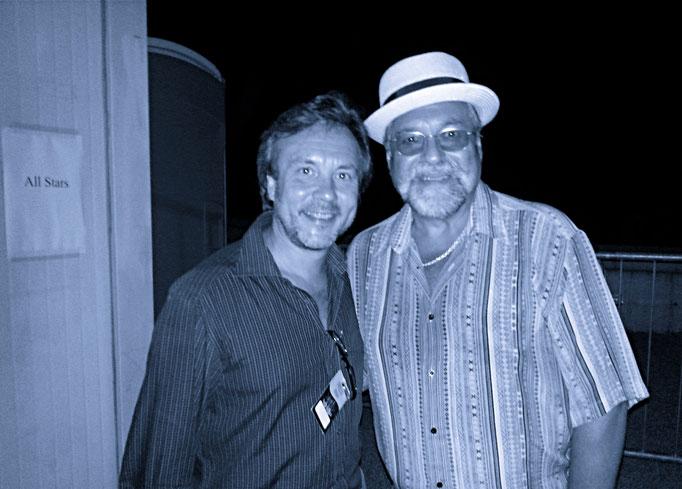 with Joe Lovano