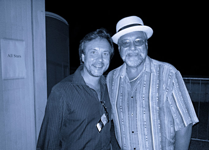 with Joe Lovano