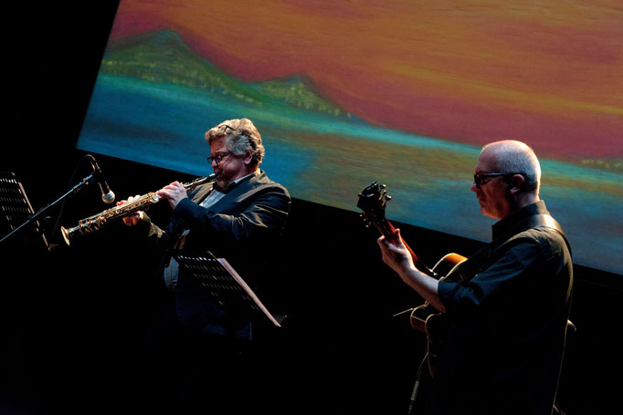 Alessandro Carabelli Music Ensemble | Tino Tracanna | Luciano Zadro