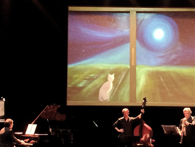 Alessandro Carabelli Music Ensemble | Tino Tracanna | Marco Conti |