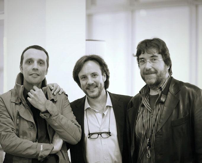 with Carlo Atti | Emanuele Cisi