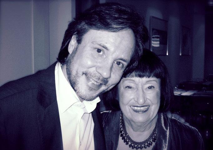 with Sheila Jordan