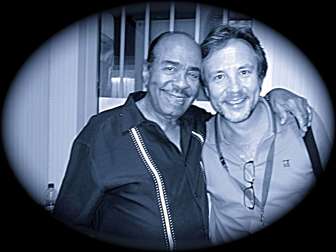 with Benny Golson