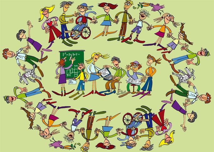 Lern- und Sozialkompetenz