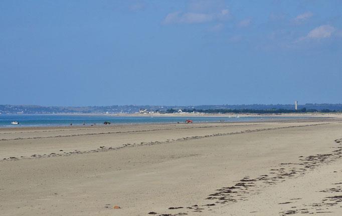 """immer noch """"unser"""" Strand"""