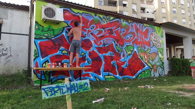 Zagreb, Hip Hop Jam, Crnomerec