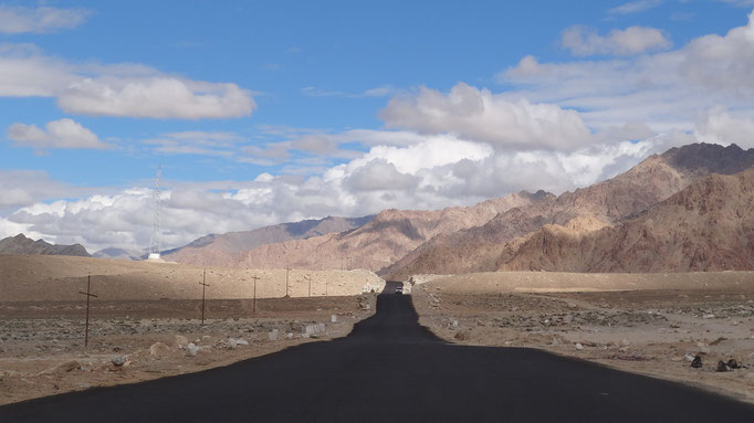 Leh- Srinager- Highway, Kashmir