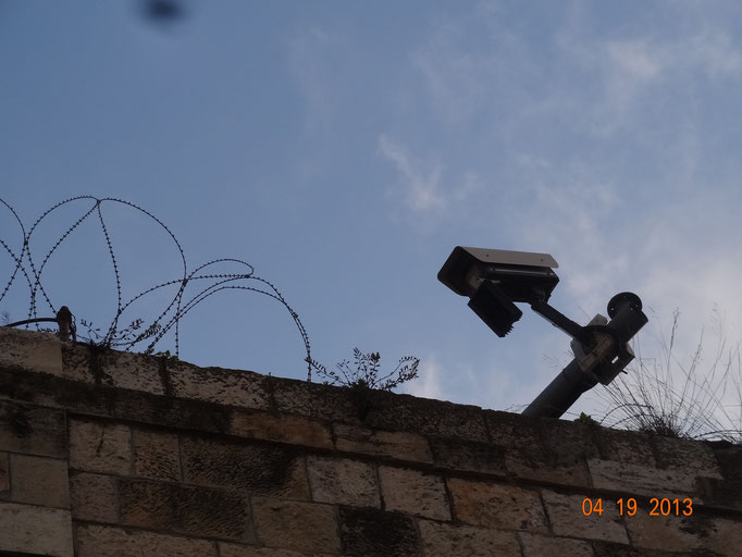 Nationalsecurity, Hebron
