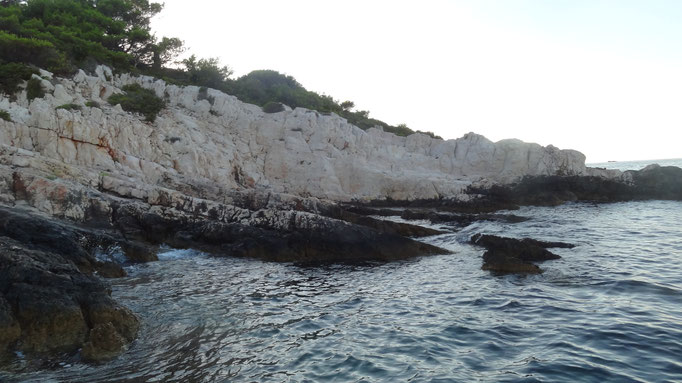 "Wateraction, on island ""Vis"""