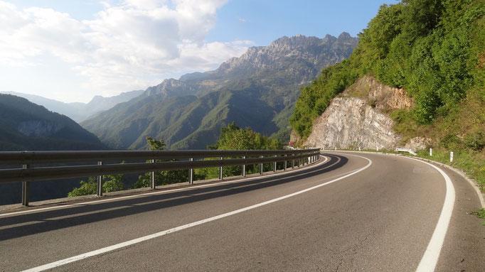 Mojkovac/podgorica/highway