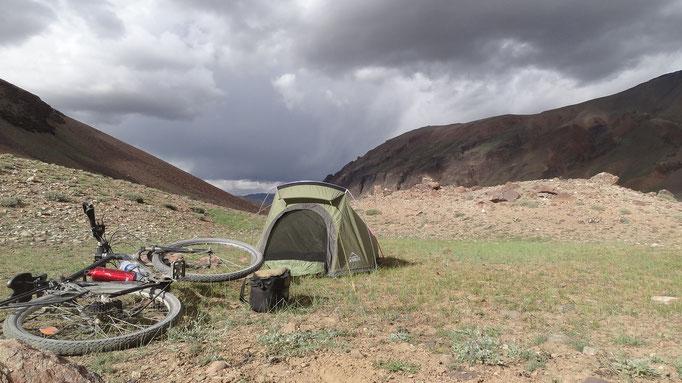 Camp, Ladakh