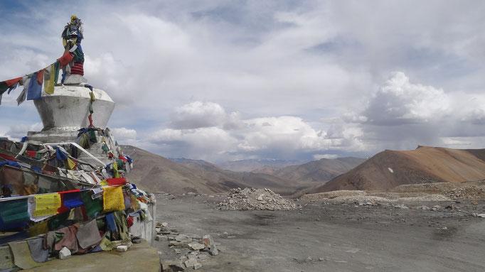 Tangla La, 5328 Meter
