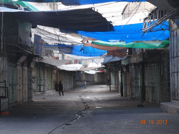 Hebron, the Ghostcity