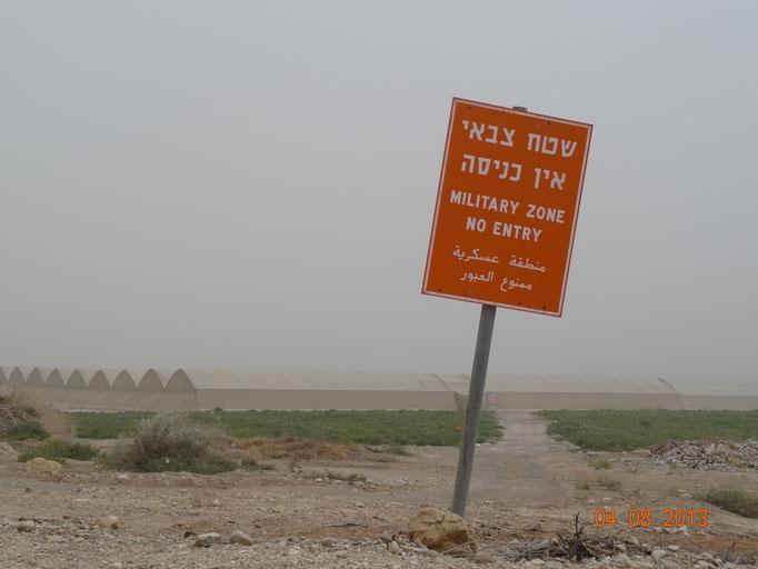 Highway, Jericho- Jerusalem