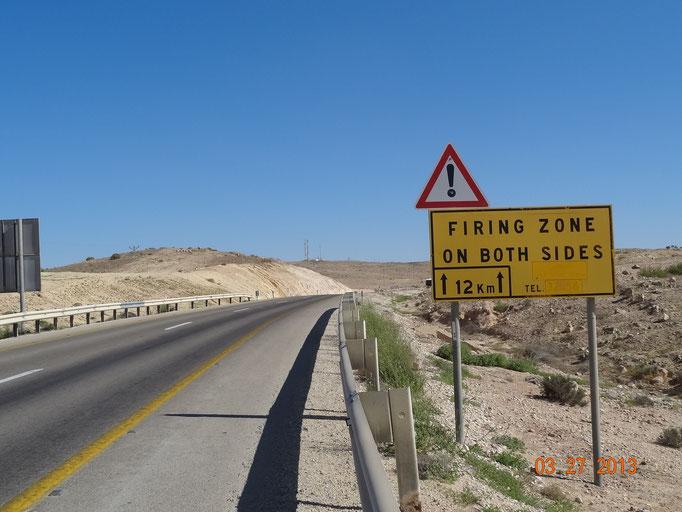 Highway, Negeev