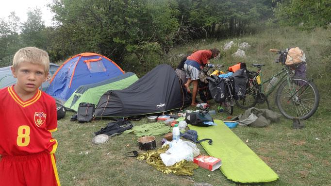 """BEDEM/Fest"" Niksic, camp"