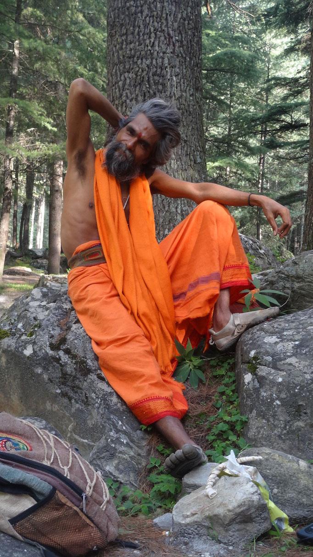 "Kasol, ""Ketamin-baba"", Himachal Pradesh"