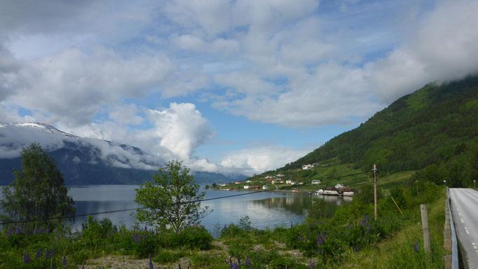 am Sognefjorden