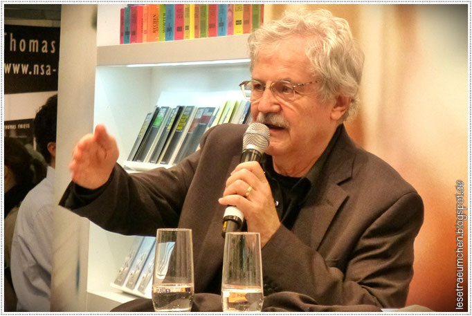 Paul Maar im Gespräch bei der Süddeutschen Zeitung, 15.10.2015