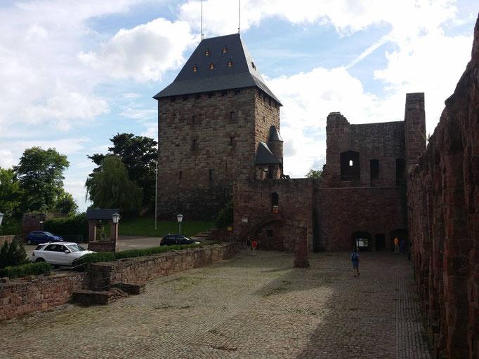 Nideggen Burg