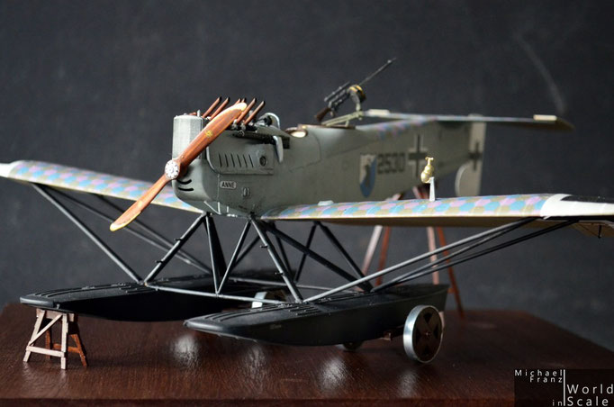 Hansa Brandenburg W.29 - 1/32 by Wingnut Wings