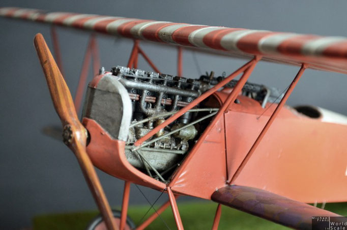 """Fokker D.VII """"Ernst Udet"""""""