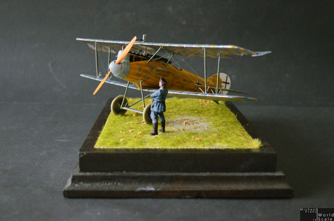 Roland D.VI - 1/32 by Wingnut Wings