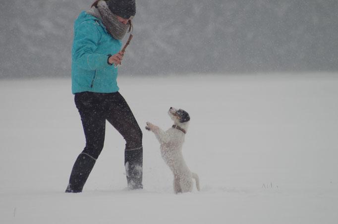Schneemännchen :)