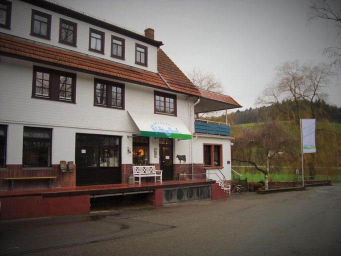 Der Hofladen im Mossautal.