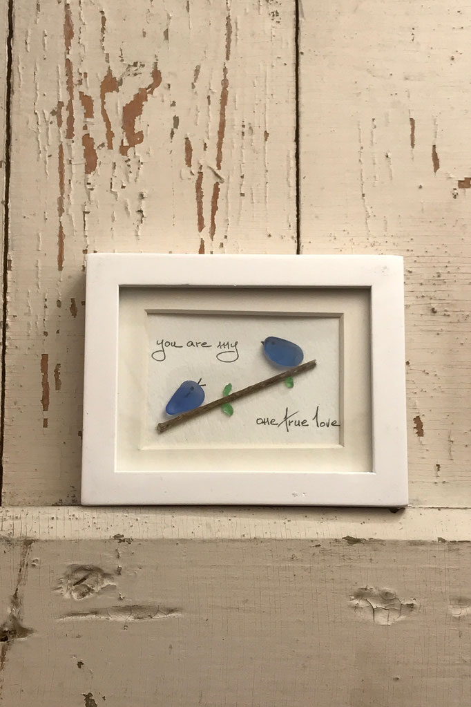 local artist shop small chester nj new jersey USA american made in america sea glass nautical beach house art custom randolph quotes saying inspirational gift unique order flowers birds dainty dandelion